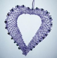 CD: Heart With Beads by Myrthilla