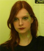 Poison Ivy make up by ShayeraLee