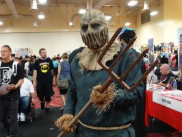 Scarecrow by Spihon