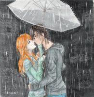 Back into the rain_updated by just-one-more-freak