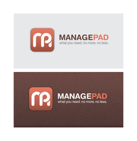 Manage Pad logo by goran74