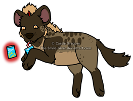 queenhyena Trade by The-Smile-Giver