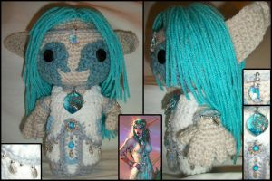 Tyrande - NE Sackdoll by GamerKirei