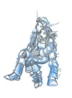Jak and Keira... by animon