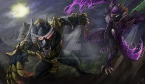 LOL - the night hunters by kirikaito
