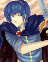 SSBB FE: Marth by Dragons-Roar