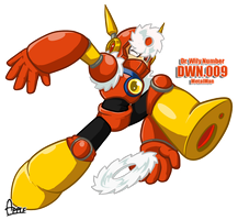 DWN09 Metalman by ApplesRockXP