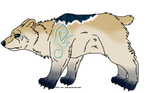 Bear Adopt by Ink--Chan