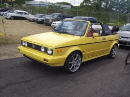 VW Cabriolet by Mister-Lou