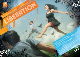 Liberation - Poster by charz81