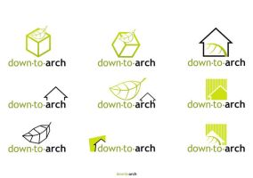 Down to arch logo by tora28142