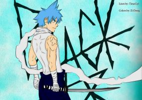 Black*Star Lines Colored by Zi-Dawg