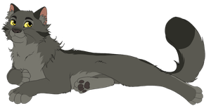 Graystripe reference by AnnaGiladi
