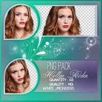 Hollan Roden|PNG Pack by Whitemonsters