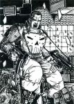 Punisher ATC Inks by DKuang