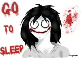 Jeff The Killer by fannychichou