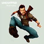 Nathan Drake by byzarr