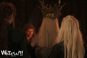 Second day of filming- the Hobbit 2 Parody by MissSebasuchan
