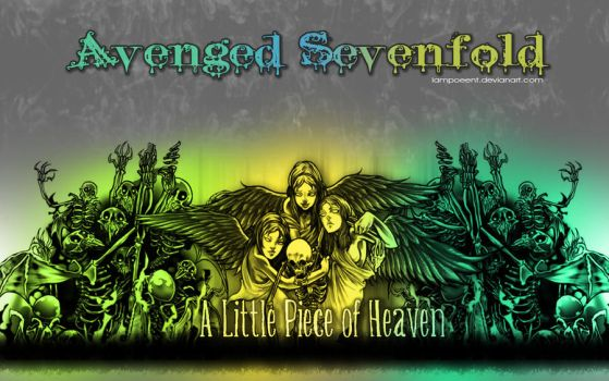 Avenged Sevenfold by lampoeent