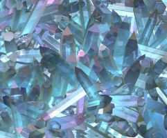 Crystals by razorblade13
