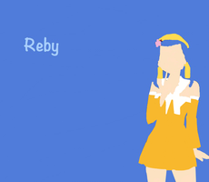 Reby Wallpaper by ElodieTheFox051400