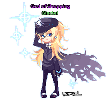 God of Shopping by Rehmiel
