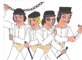 Gathering the Droogs by Dragon-hobbit101