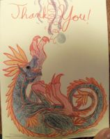 Thank You Note 2 Cover by SlightlyDraconic