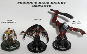 My repaints 5 by FooDogTenchi