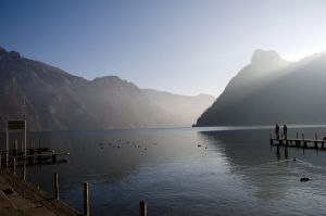 Traunsee II by Jiluo