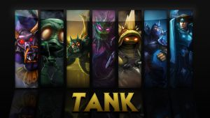 League of Legends Tag: Tank by mwGorrion