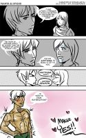 DA 2--Fenris Glistens by savagesparrow