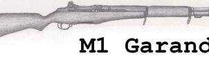 The M1 Garand by bulletinyurass