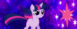 Twilight Sparkle Signature by darthxanatos501