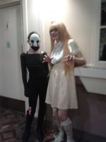 Chica And The marionette cosplayers by chappy-rukia