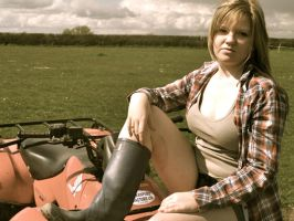 A Country Life - Quad Bikes by CKPhotos