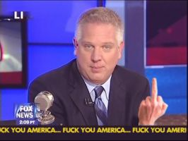 Glenn Beck quits his job by Agent-Spiff