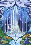 dream of Gondolin by breathing2004