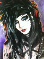 Andy Biersack by seasparkle-lioness