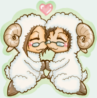 Sheepy Luff by hierophant