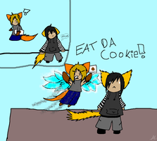EAT THE COOKIE DX by goicesong1