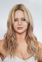 Jennifer Lawrence by Joanna-Vu