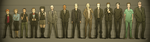 NCIS: Height Chart by saltycatfish