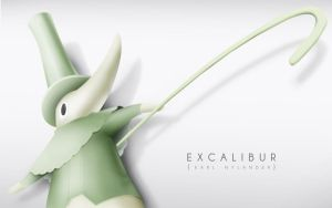 Excalibur by kaaru0000