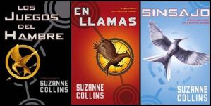 +Trilogia The Hunger Games by iFunnyLights