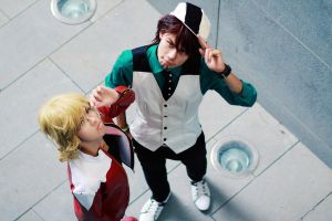 Tiger and Bunny :: 01 by soulCerulean