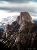 Half Dome by KBL3S