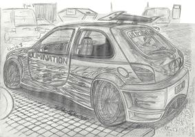 Ford Fiesta SERIES No.2 by theTobs
