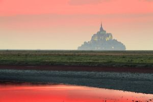 Mont Saint Michel 3 by Ricoo