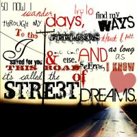 The Street of Dreams by BurntBunny